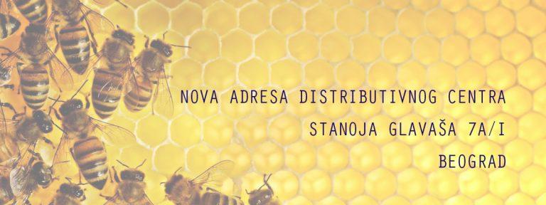 Protehna - nova adresa, Beograd