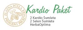 kardio paket, Protehna